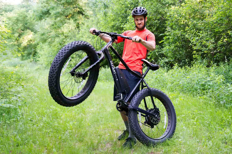vélos a gros pneus