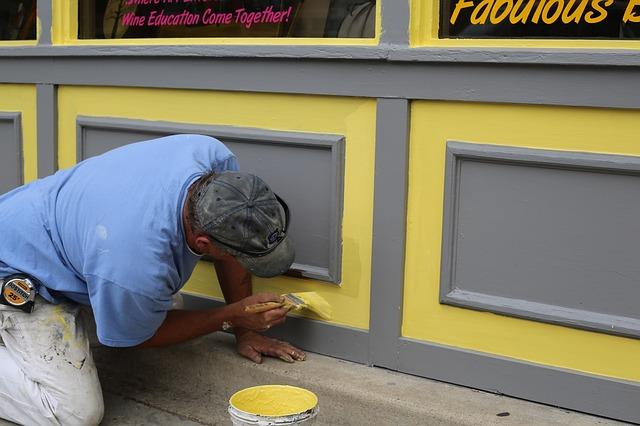 Comment trouver un bon artisan peintre en bâtiment?