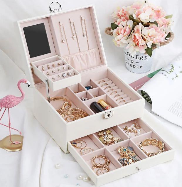 Boîtes à bijoux : Un coffre pour tous vos trésors