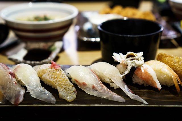 La nourriture japonaise à la maison