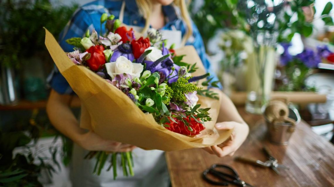 Comment envoyer des fleurs en Angleterre?