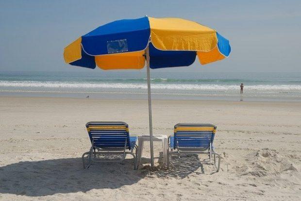 Le parasol publicitaire, idéal pour faire la publicité