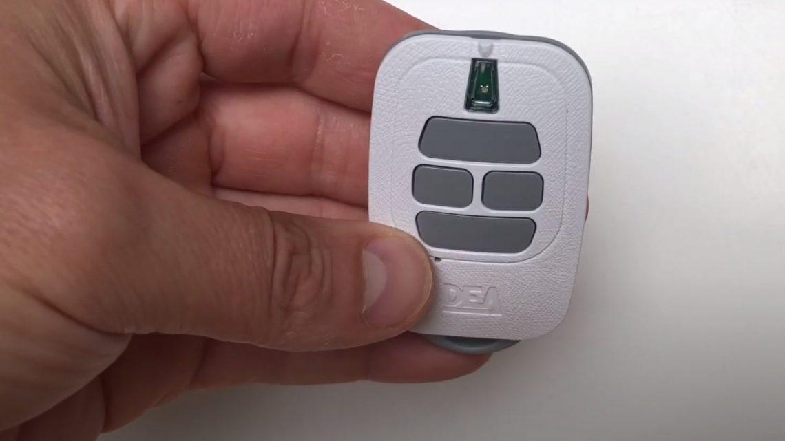 La télécommande DEA GT4: une télécommande originale et pratique
