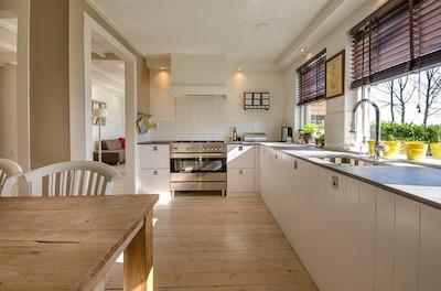 Comment choisir la forme de sa cuisine pour sa maison?