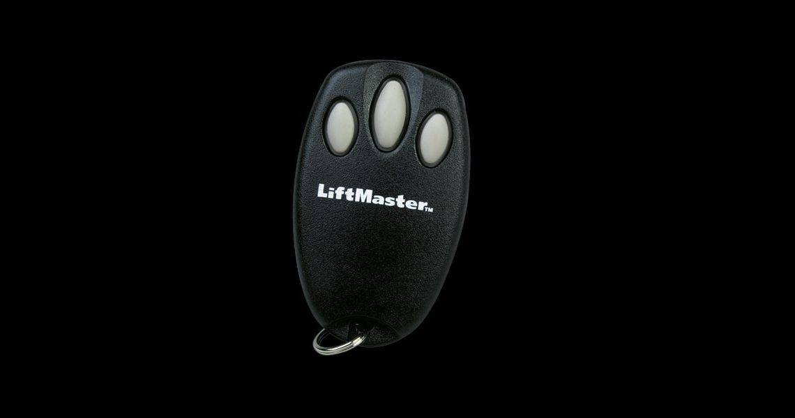 La télécommande LIFTMASTER 94335E allie efficacement efficacité et facilité d'utilisation