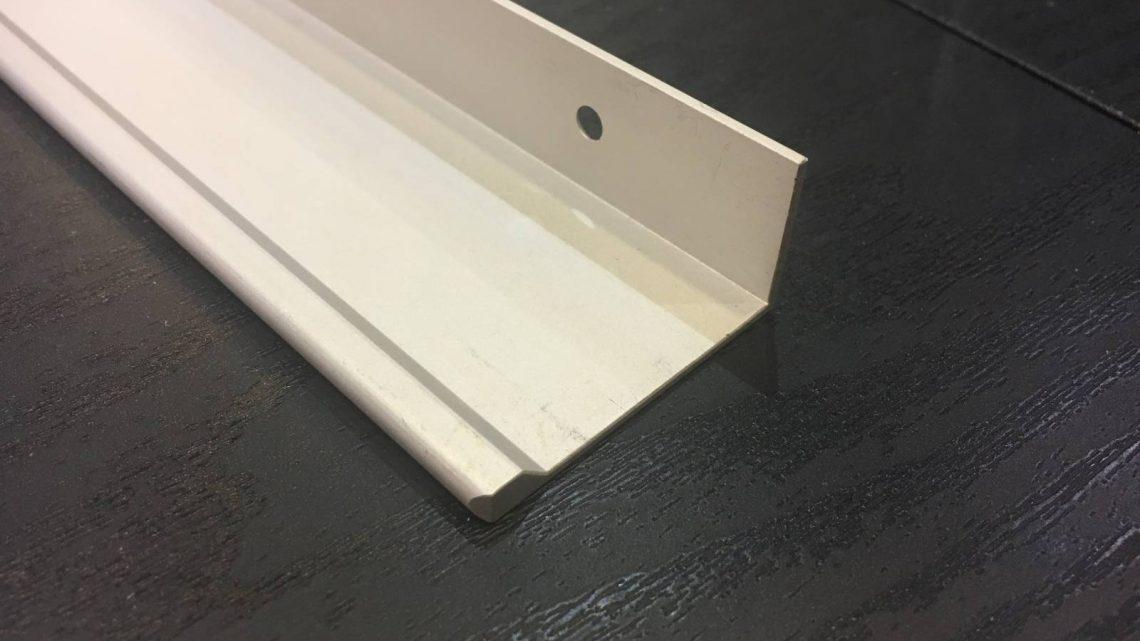 La cornière en aluminium : accessoire essentiel en bricolage