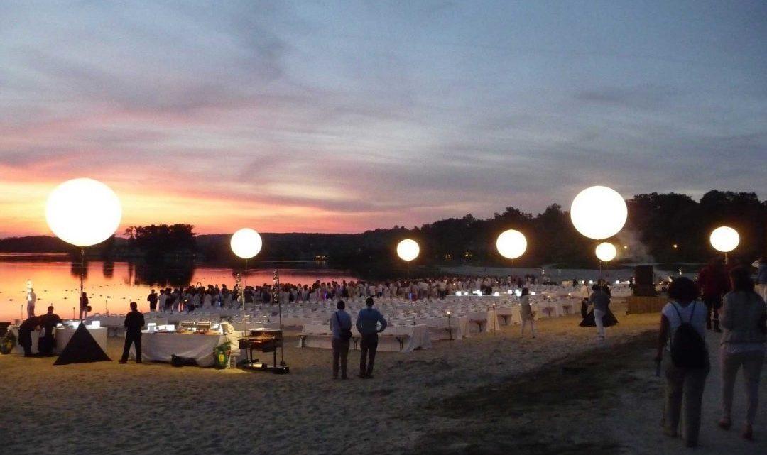 Ballon éclairant : un concept innovant pour éclairer ses extérieurs