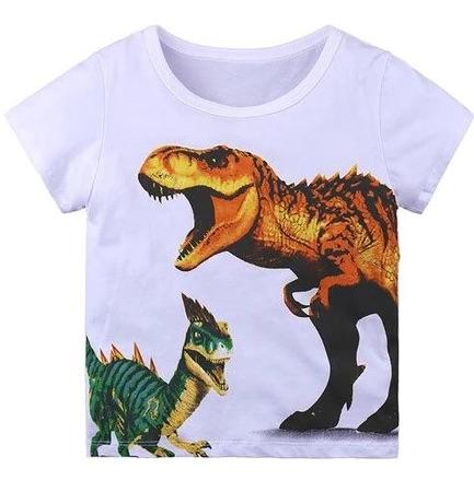 Pourquoi acheter un T-shirt dinosaure à son enfant