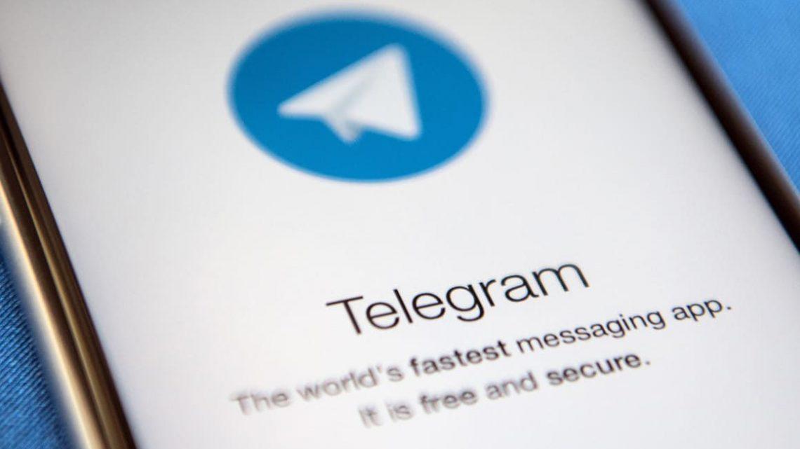 Telegram pour être au courant de toutes les actualités