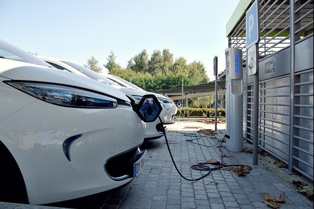 Comment trouver les bornes de recharges pour véhicules électriques?