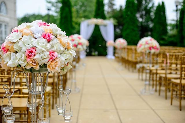 Réussir l'organisation d'un mariage juif