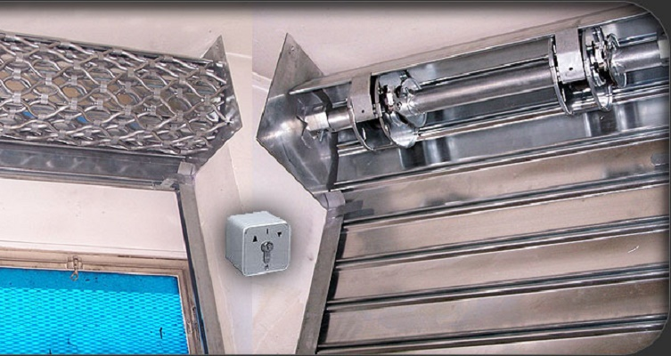 Moteur de rideau métallique: comment le remplacer ?