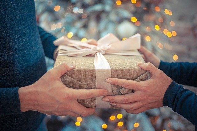 Un cadeau simple pour une première rencontre